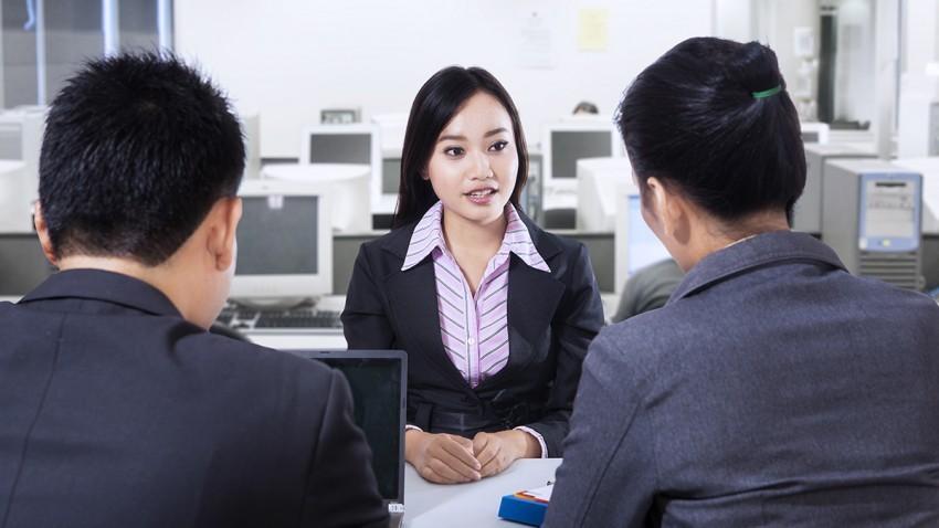 iş görüşmesi ve mülakat